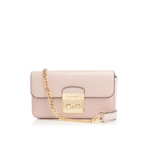 MICHAEL MICHAEL KORS Women's Sloane Editor Wallet on a Chain Bag - Soft Pink