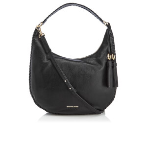 MICHAEL MICHAEL KORS Women's Lauryn Large Shoulder Bag - Black