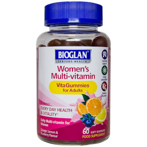 Bioglan Women's Vita Multivitamin Gummies - 60 ζελεδάκια