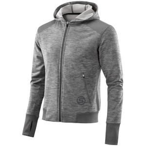 Skins Plus Men's Signal Tech Fleece Hoody - Clay/Marle