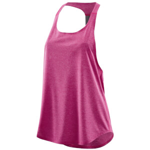 Skins Plus Women's Remote T Bar Tank Top - Magenta/Marle