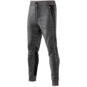 Skins Plus Men's Signal Tech Fleece Jogger Pants - Black/Marle