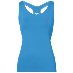 Asics Women's Elite Run Tank Top - Diva Blue