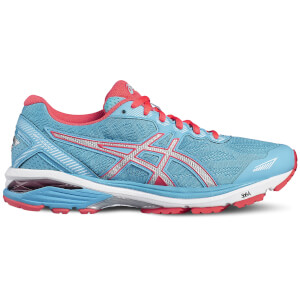 Asics Women's GT 1000 5 Running Shoes - Aquarium/Silver