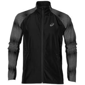 Asics Men's Lite Show Run Jacket - Black