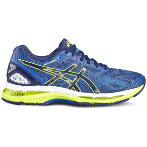 Asics Men's Gel Nimbus 19 Running Shoes - Indigo Blue