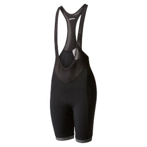 adidas Women's Supernova Cycling Bib Shorts - Black