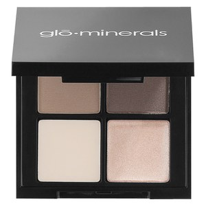 glo minerals Brow Quad - Brown