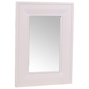 Vancouver Expressions Linen Rectangular Mirror