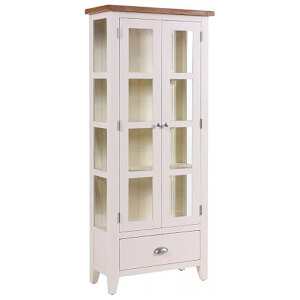 Vancouver Expressions Linen Display Cabinet