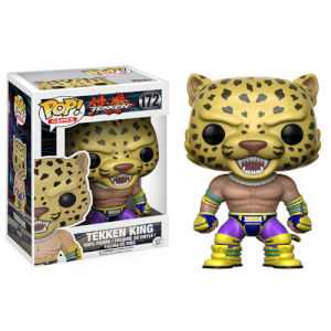 Figurine Funko Pop! King-Classic Tekken