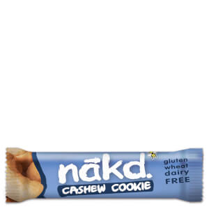 Nakd Cashew Cookie Gluten Free Bar