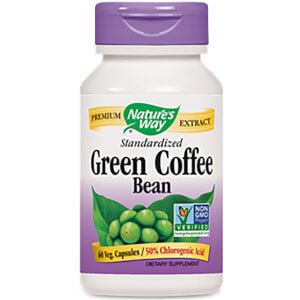 Nature's Way Green Coffee Capsules - 60 Capsules