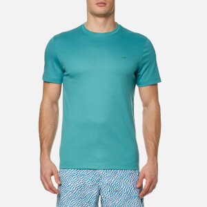Michael Kors Men's Sleek MK Crew Neck T-Shirt - Lagoon