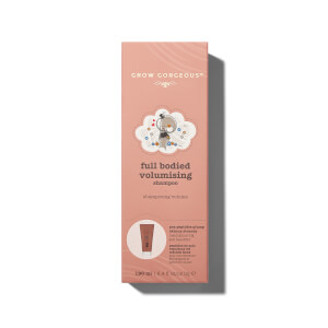 Grow Gorgeous Full Bodied Volumising Shampoo 190ml: Image 2