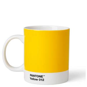 Pantone Mug - Yellow 012