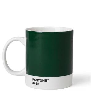 Pantone Mug - Dark Green 3435