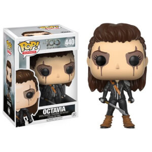 The 100 Octavia Blake Pop! Vinyl Figure