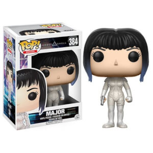 Figura Pop! Vinyl Mayor - Ghost in the Shell: El alma de la máquina