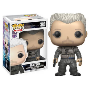Figura Funko Pop! Batou - Ghost in the Shell: El alma de la máquina