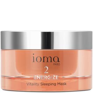 Черная пятница на Lookfantastic IOMA Vitality Sleeping Mask 50ml