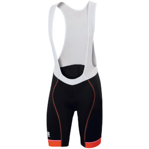 Sportful Giro Bib Shorts - Black/Pink