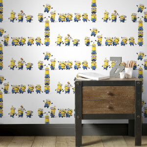 Universal Minions Despicable Me Wallpaper