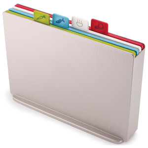 Joseph Joseph Index Chopping Board - Large - Silver