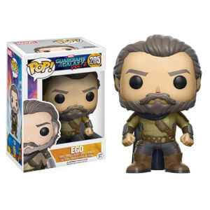 Figura Funko Pop! Ego - Guardianes de la Galaxia Vol. 2