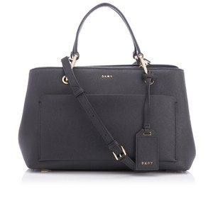 DKNY Women's Bryant Park Small Satchel - Black