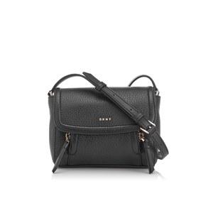 DKNY Women's Chelsea Vintage Mini Messenger Bag - Black