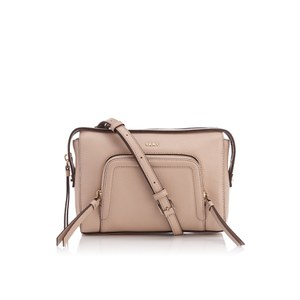 DKNY Women's Chelsea Vintage Cross Body Bag - Nude