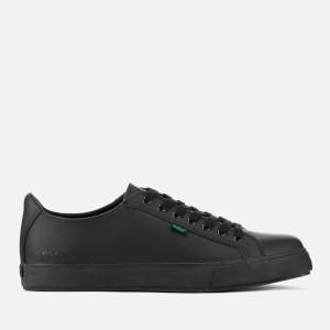 Chaussures en Cuir à Lacets Homme Tovni Kickers - Noir