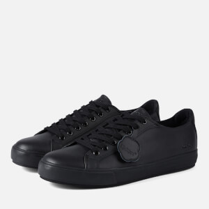 Kickers Men's Leather Tovni Lace Up Pumps - Black