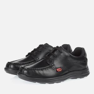 Chaussures Enfant Reasan Lacets Kickers - Noir