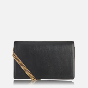 Diane von Furstenberg Women's Soiree Cross Body Bag - Black