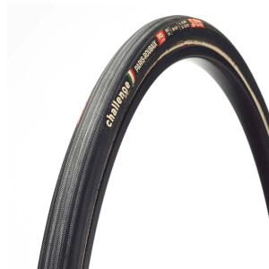 Challenge Paris Roubaix 120 TPI Clincher Road Tyre - Black - 700c x 27mm