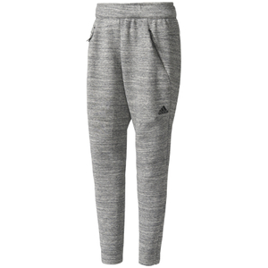 adidas Women's ZNE Travel Jogging Pants - Storm Heather