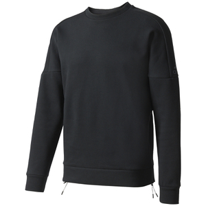 adidas Men's ZNE Crew Sweatshirt - Black
