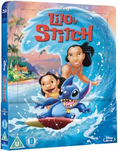 Lilo & Stitch - Steelbook Ed. Lenticular Exclusivo de Zavvi (Edición UK): Image 2