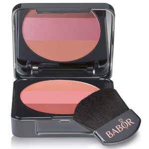 BABOR Age ID Tri Colour Blush - 02 Rose 9g