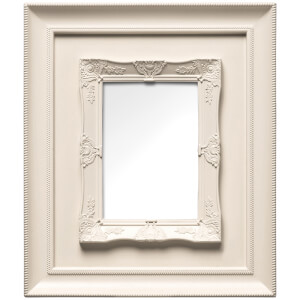 Rococo Photo Frame 5 x 7 - Cream from I Want One Of Those