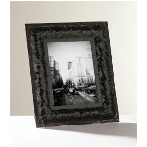 Mosaic Photo Frame 5 x 7 - Black