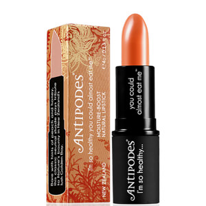 Antipodes Lipstick 4g - Golden Bay Nectar
