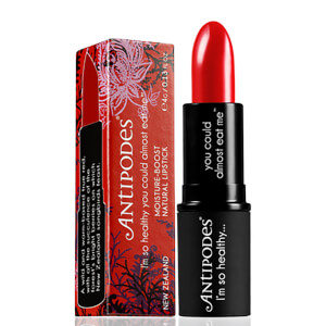 Antipodes Lipstick 4 g - Forest Berry Red