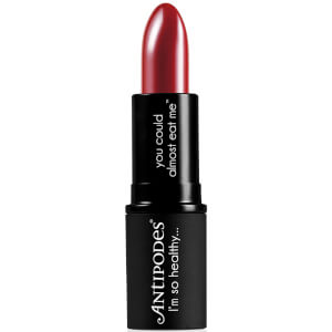 Antipodes Lipstick 4g - Oriental Bay Plum