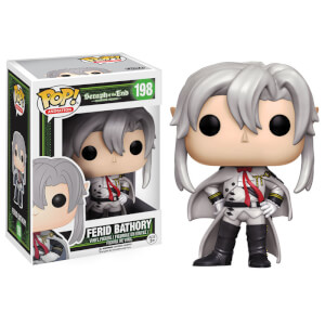 Seraph of the End Ferid Pop! Vinyl Figur