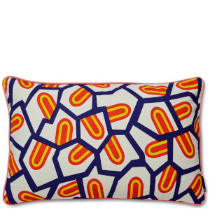 HAY Printed Cushion - Tongue