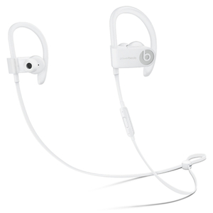 Beats by Dr. Dre Powerbeats3 Wireless Bluetooth Earphones - White