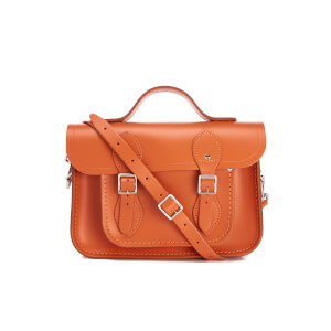 The Cambridge Satchel Company Women's Batchel - Ember Orange